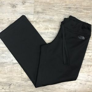 North Face Fleece Lines Athletic Sweat Pants